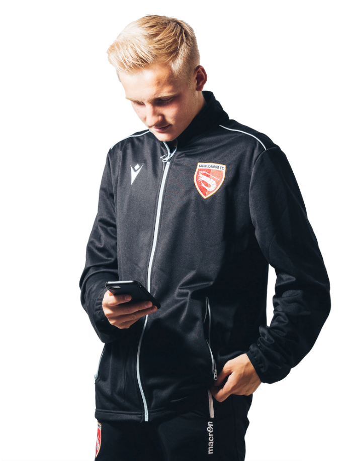 2019/20 Full Zip Tracksuit Top (Size: 3XL)