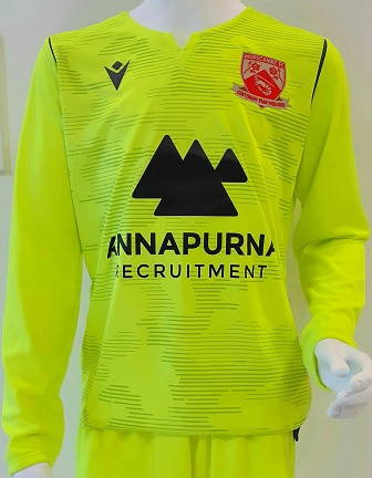 XS Goalie Shirt 20/21