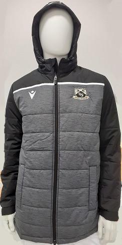 2XL Winter Jacket Black 20/21