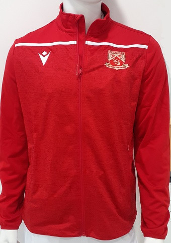 2XL Zip Top Red 20/21