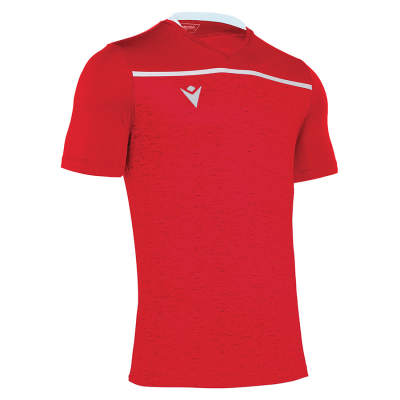 L T Shirt Red 20/21