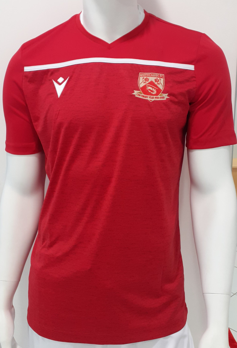 M T Shirt Red 20/21