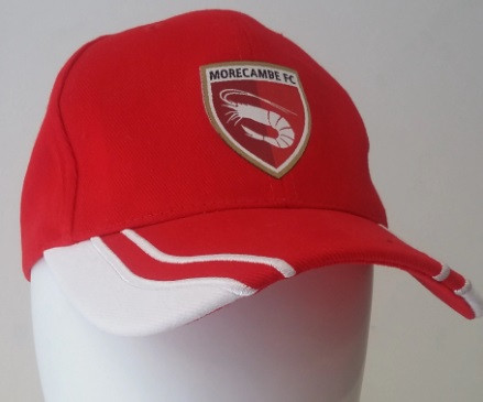 Morecambe FC Cap (Colour: Red)