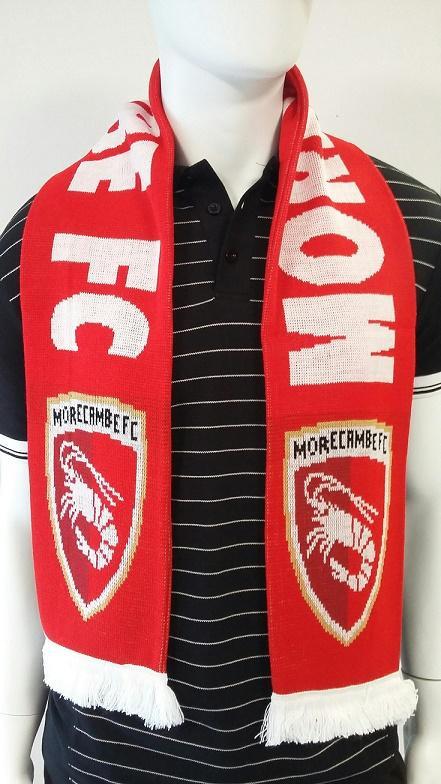 Morecambe FC Scarf