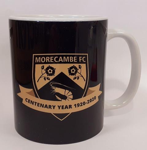 Mug Centenary Blk