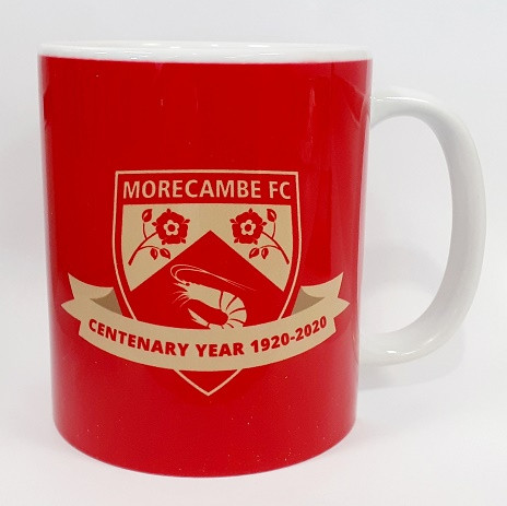 Mug Centenary Red