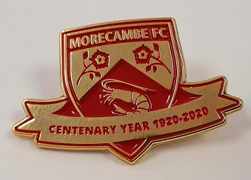 Pin Badge Centenary