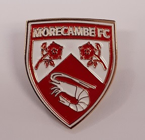 Pin Badge (new crest)