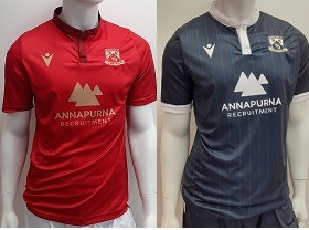 PRE ORDER Adult Home and Away Shirt Deal 20/21 (4XL)