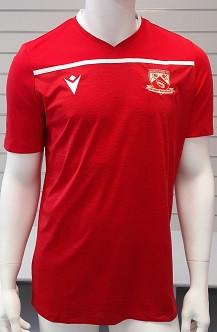 XL T Shirt Red 20/21